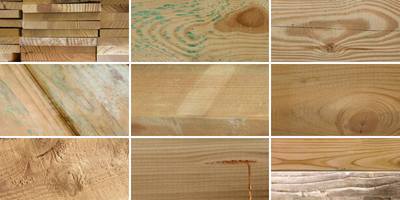 Premium Timber Banner