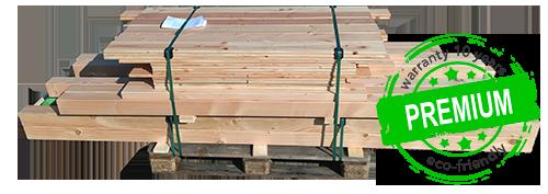 Pallet Premium Holz
